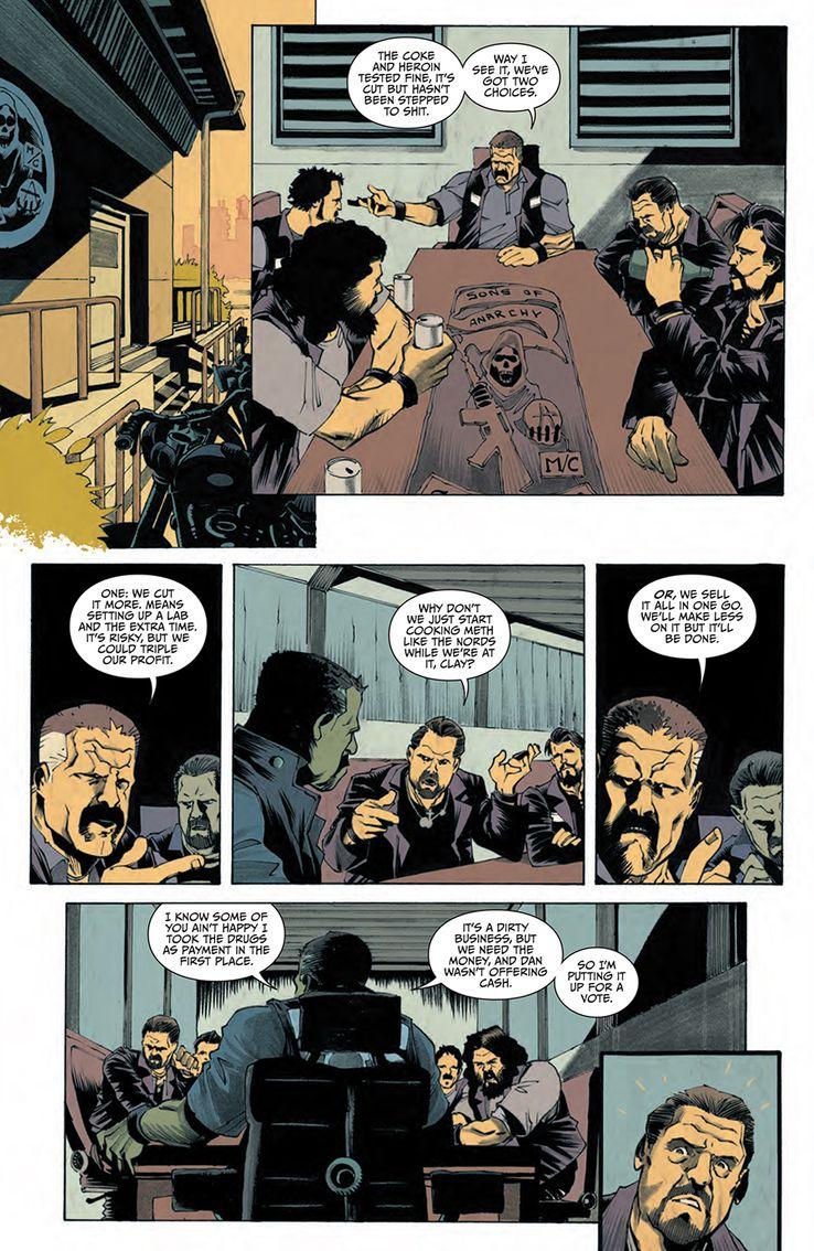 Sons of Anarchy: Redwood Original #2 | CBR