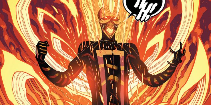 Other Characters Possessed By The Ghost Rider Demon   CBR
