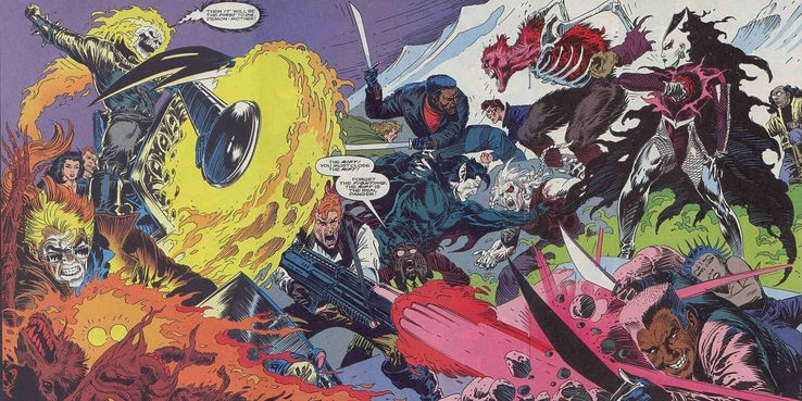 13 Ghost Rider Stories You Have to Read   CBR