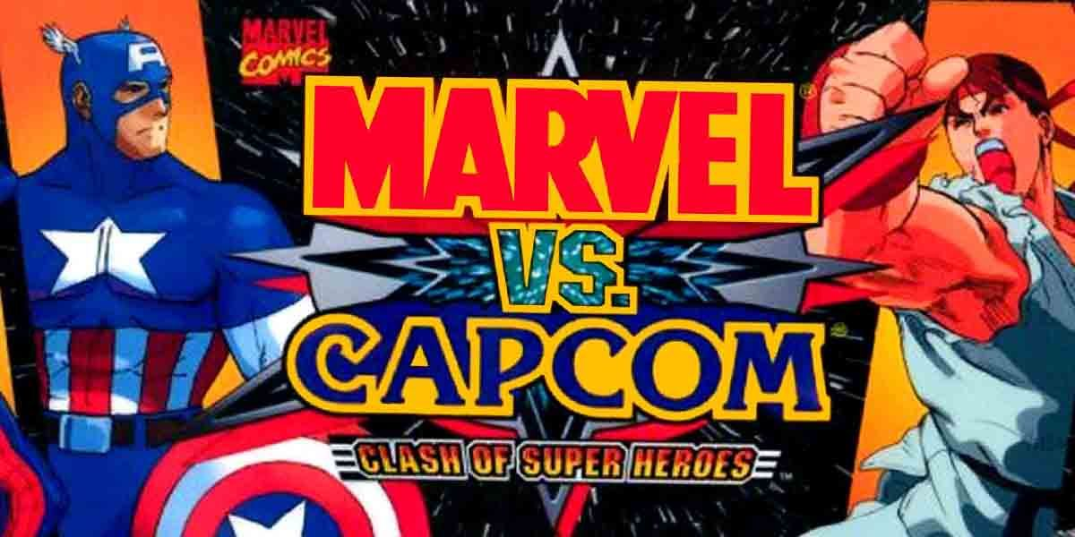 Captain America: Civil War Meets Marvel Vs  Capcom in Video Mash-Up