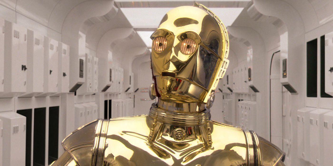 Star Wars Toy Turns C-3PO Into a Samurai