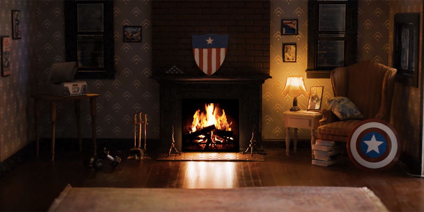 Marvel Fireplace Videos Invite You Into The Avengers' Cozy Homes