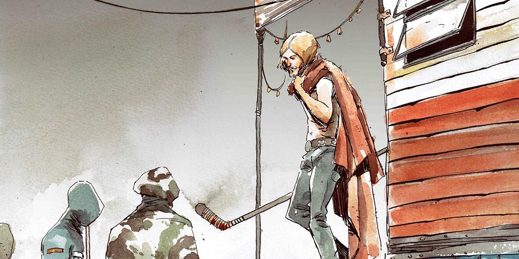 Kindt & Jenkins Warn 'You Are Not Welcome Here' in New Teaser