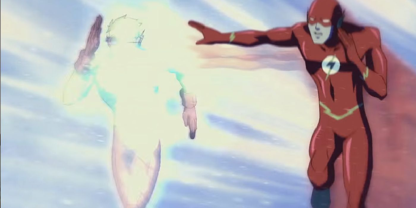 Young Justice 'Justiça Jovem': Como Wally West / Kid Flash poderia retornar 1