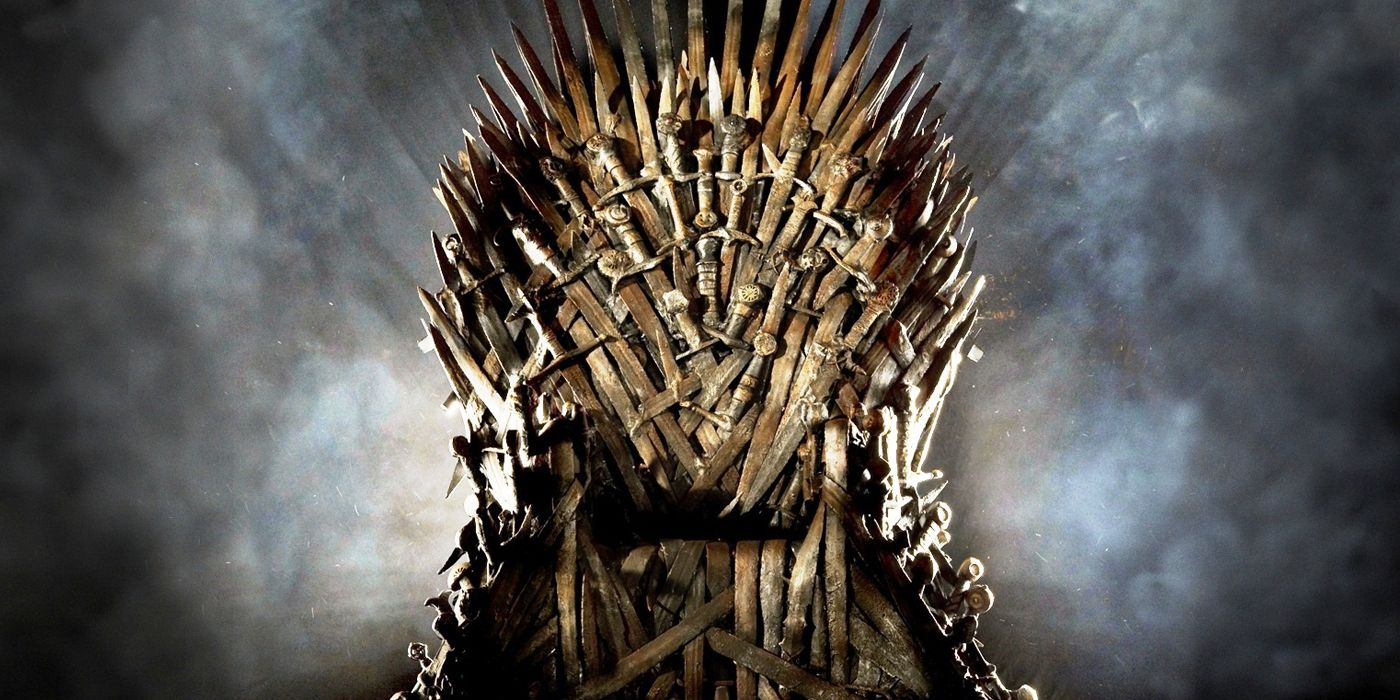 Game of Thrones: The Iron Throne Comes Alive in Season 8 Poster
