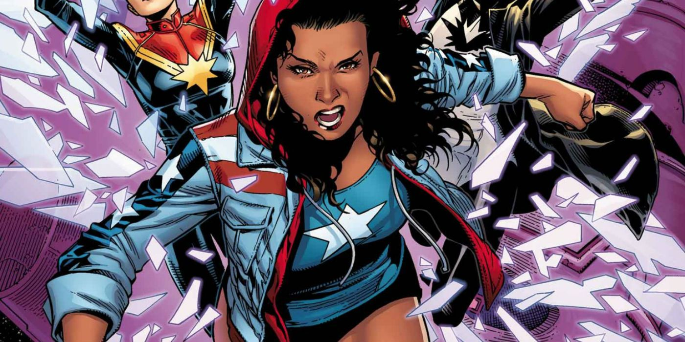 Ms. America: 15 Awesome Facts About America Chavez | CBR