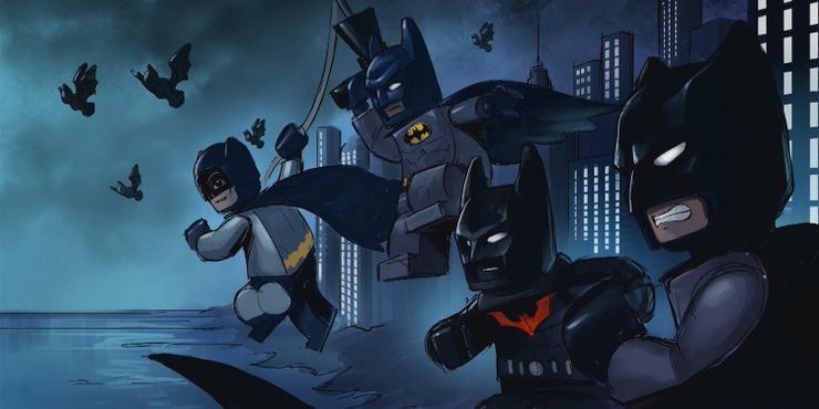 Lego Batman The 15 Best Easter Eggs And Cameos Cbr