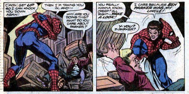 Avengers Fanfiction Peter Faints