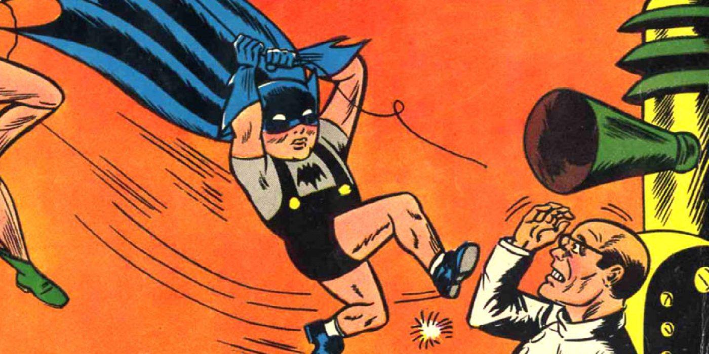 Batman: His 15 Most Embarrassing Moments   CBR