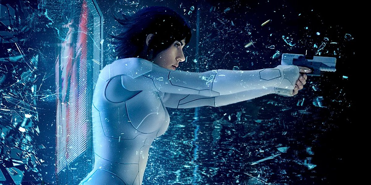 Review Ghost In The Shell Is Everything Wrong With Hollywood Remakes