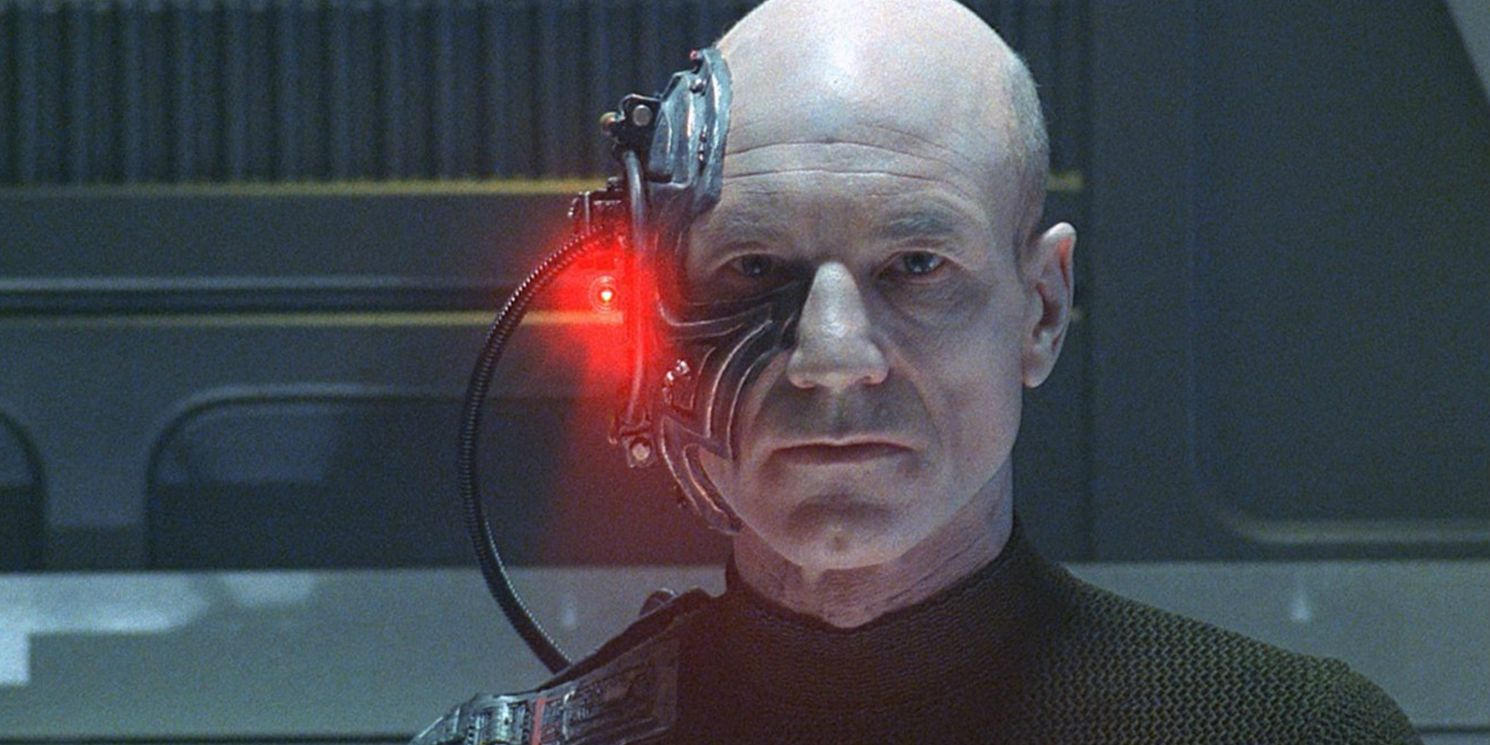 Star Trek: Picard Will Feature a 'Very Different' Borg Story