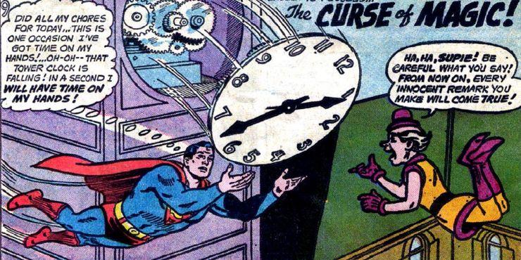 superman 171 - Las 15 bromas más locas que Mr. Mxyzptlk le ha hecho a Superman