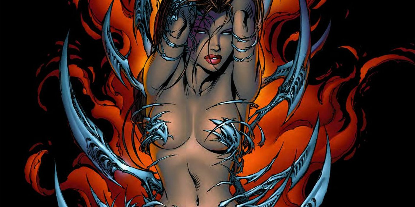 All All witchblade girls naked useful topic