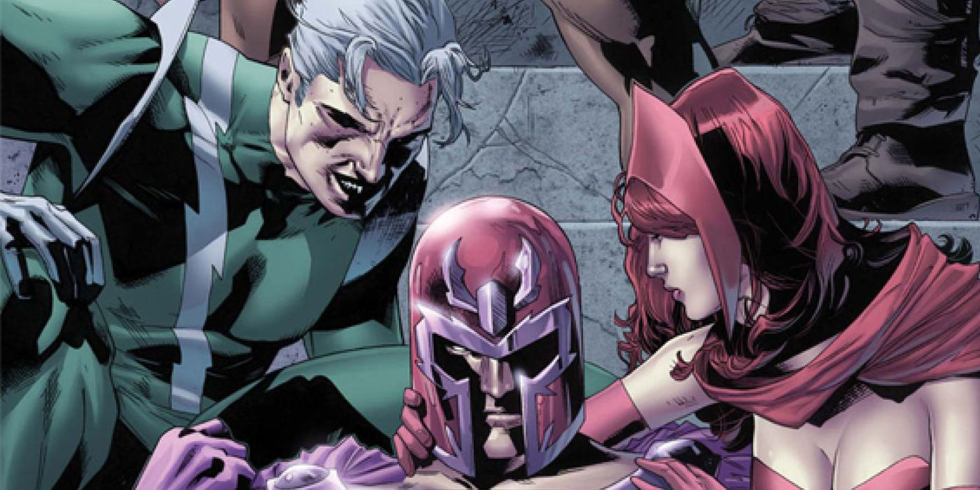 House Of M: The 15 Sons And Daughters Of Magneto | CBR