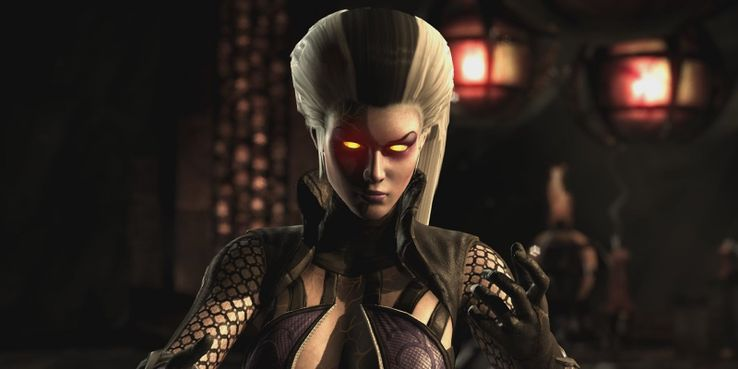 The Best Female Fighters In Mortal Kombat | CBR