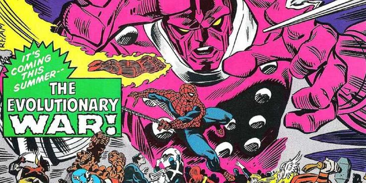 The 15 Greatest Superhero Wars In Comics   CBR
