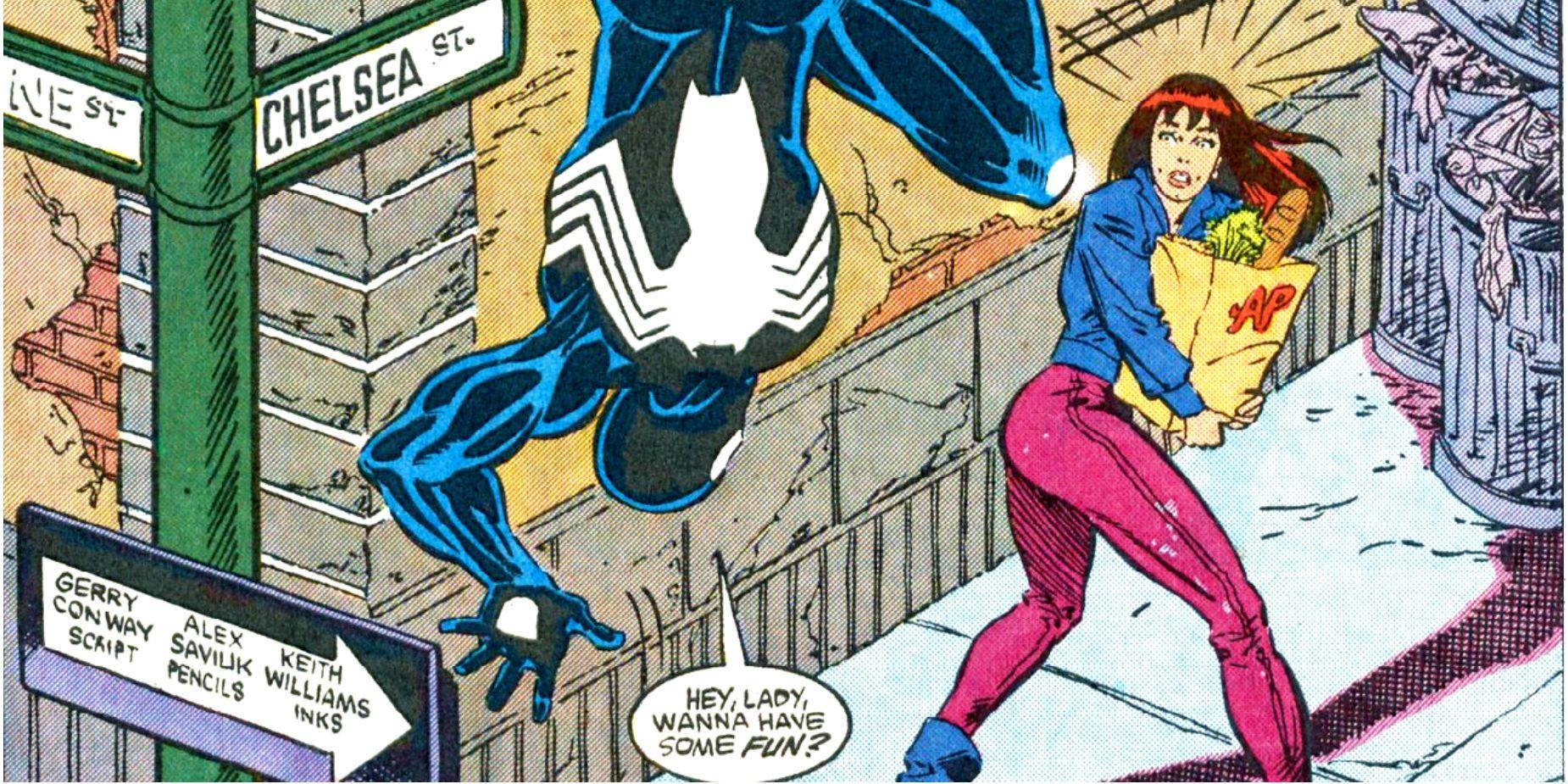 SENSATIONAL: Spider-Man's Cheekiest Bedroom Antics | CBR