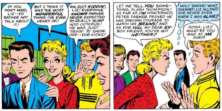 15 Women Spider-Man Has Romanced   CBR