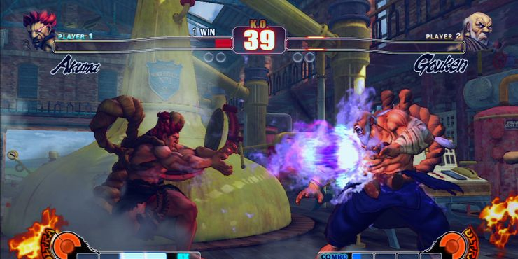 Fighting Dirty 15 Spammiest Street Fighter Characters Cbr
