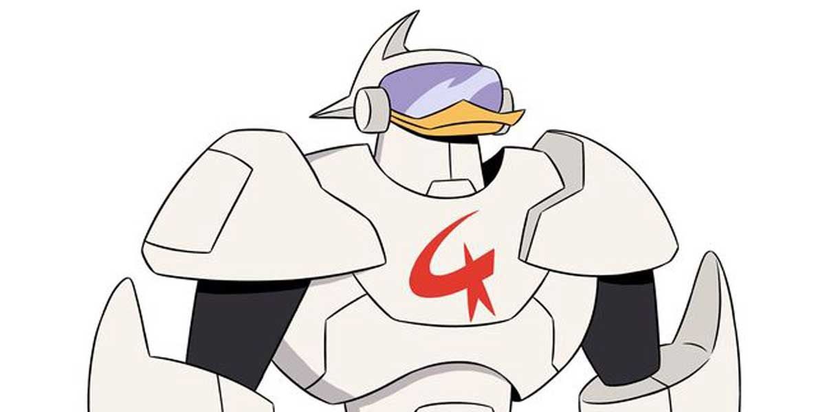 Ducktales Revival Adds Lin Manuel Miranda As Gizmoduck Cbr Growing jealous of the new star's rising popularity however, he decides to wear the gizmosuit himself, but ends up causing mayhem before. cbr