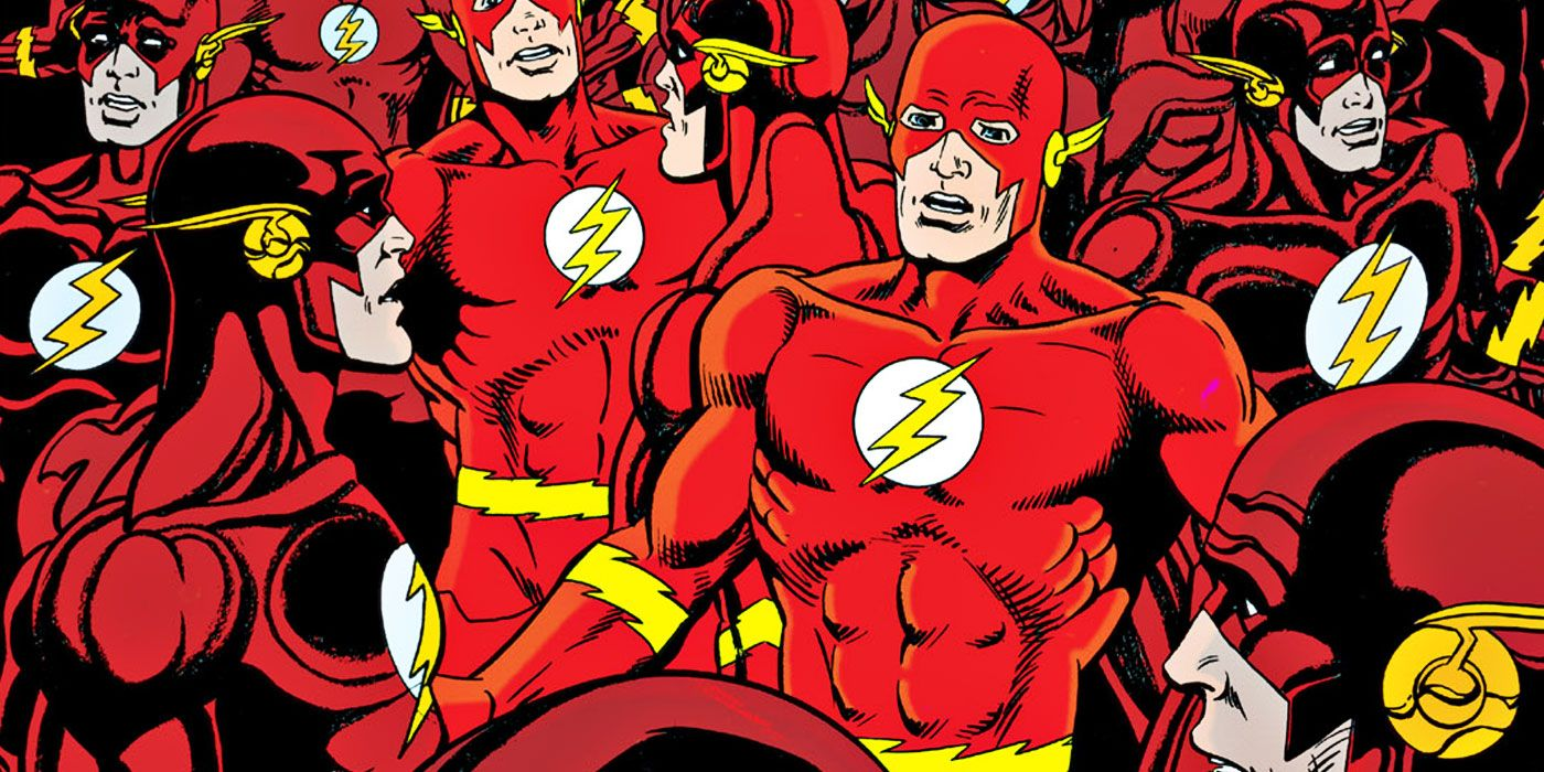 The Flash's Fourth Season Will See a New Scarlet Speedster - We Think...