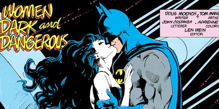 The Date Knight: 12 Villains Batman Has Romanced (And 3 He