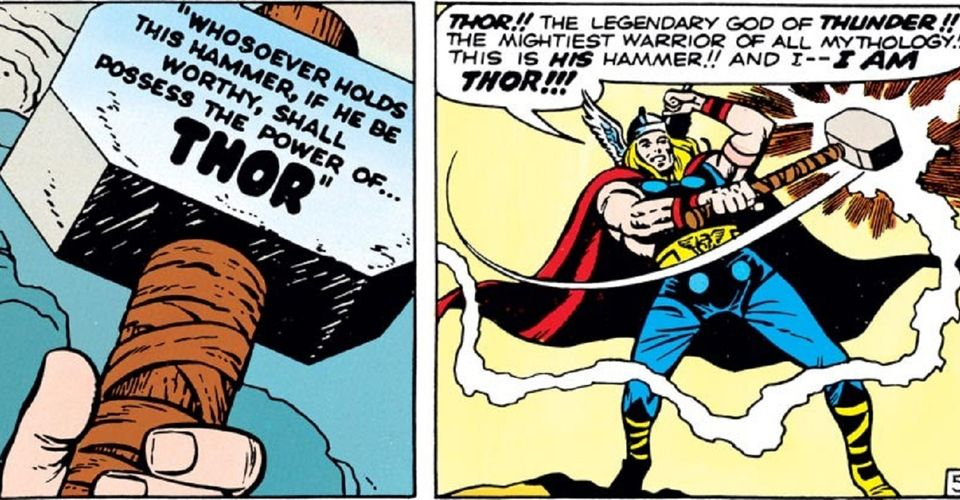 Why Did Thor S Hammer Come With A Time Limit Cbr