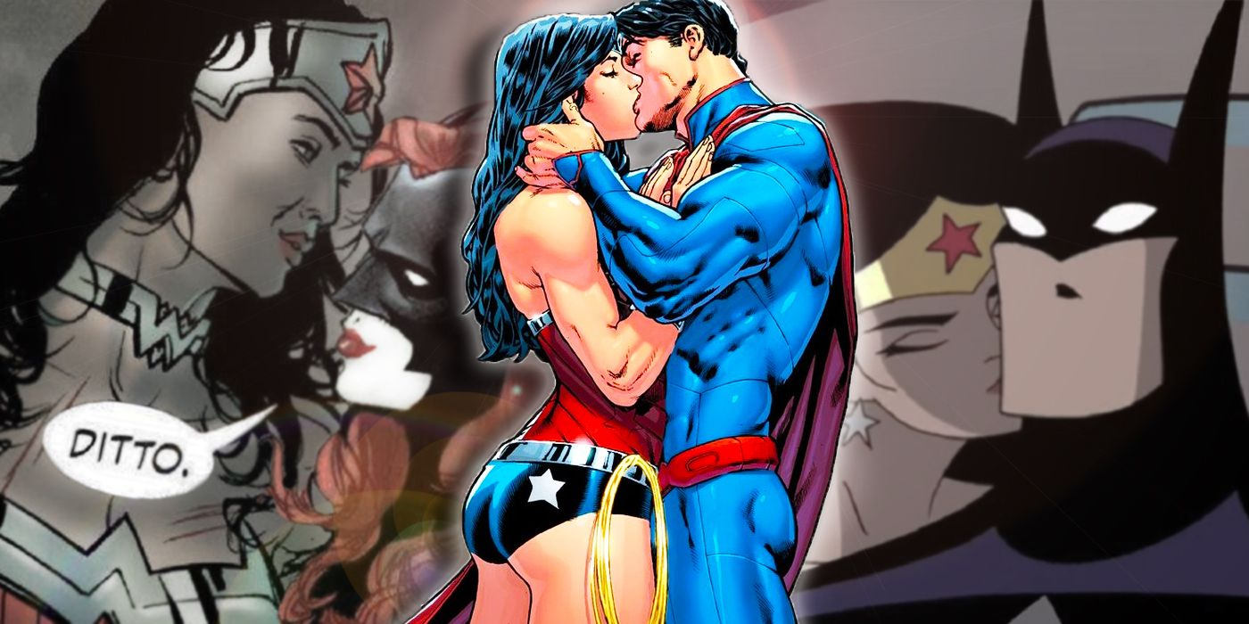 Will batman and wonder woman hookup