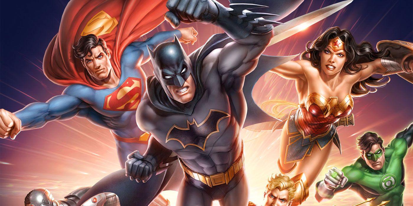 DC Universe Unveils SDCC-Exclusive Variant Covers | CBR