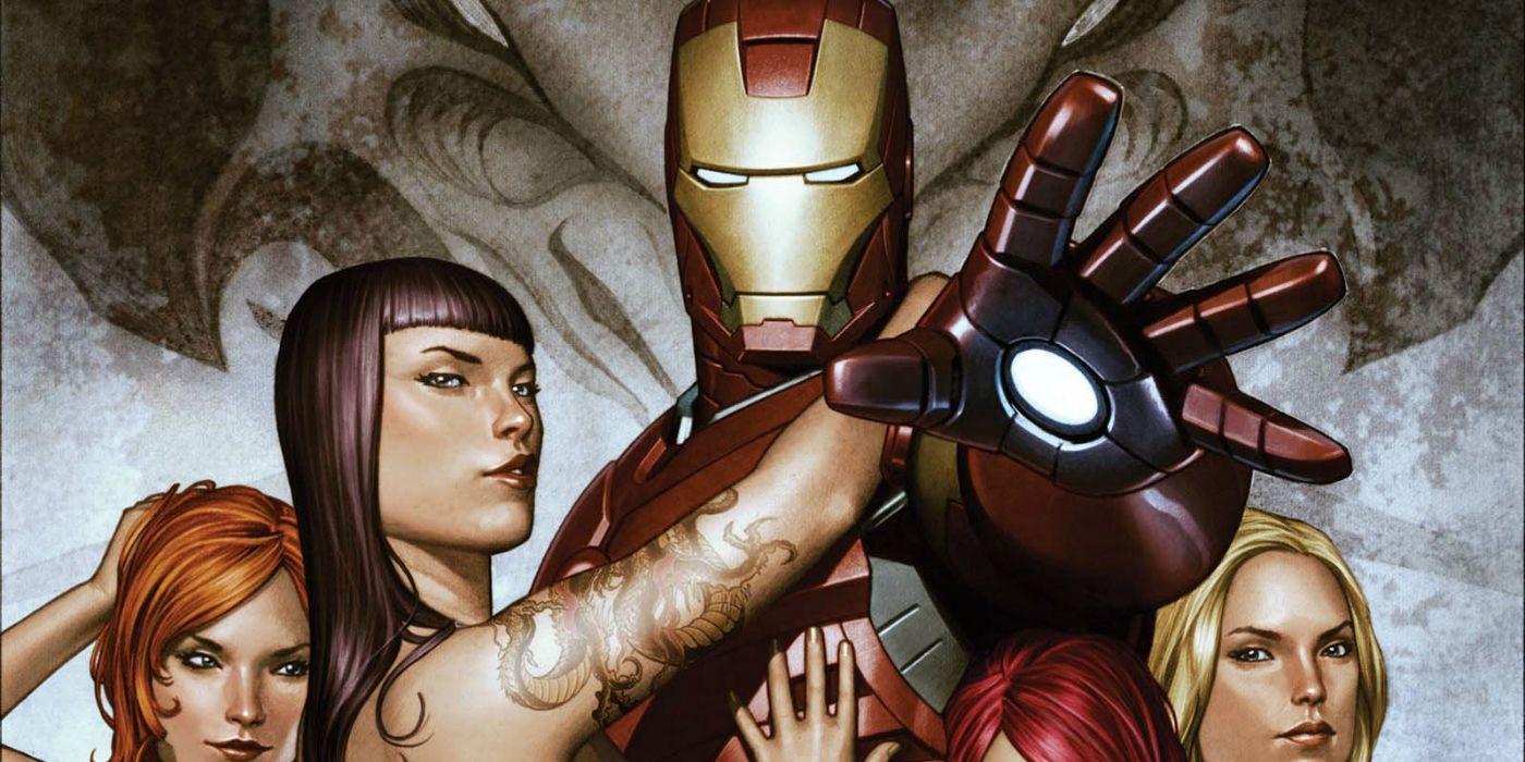 15 People Iron Man Has SEDUCED | CBR