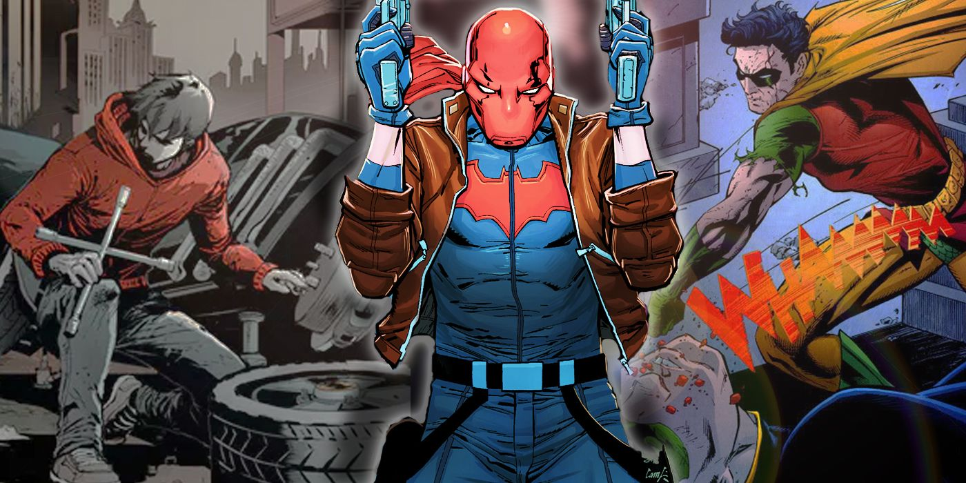15 ways red hood is the most savage bat family member cbr