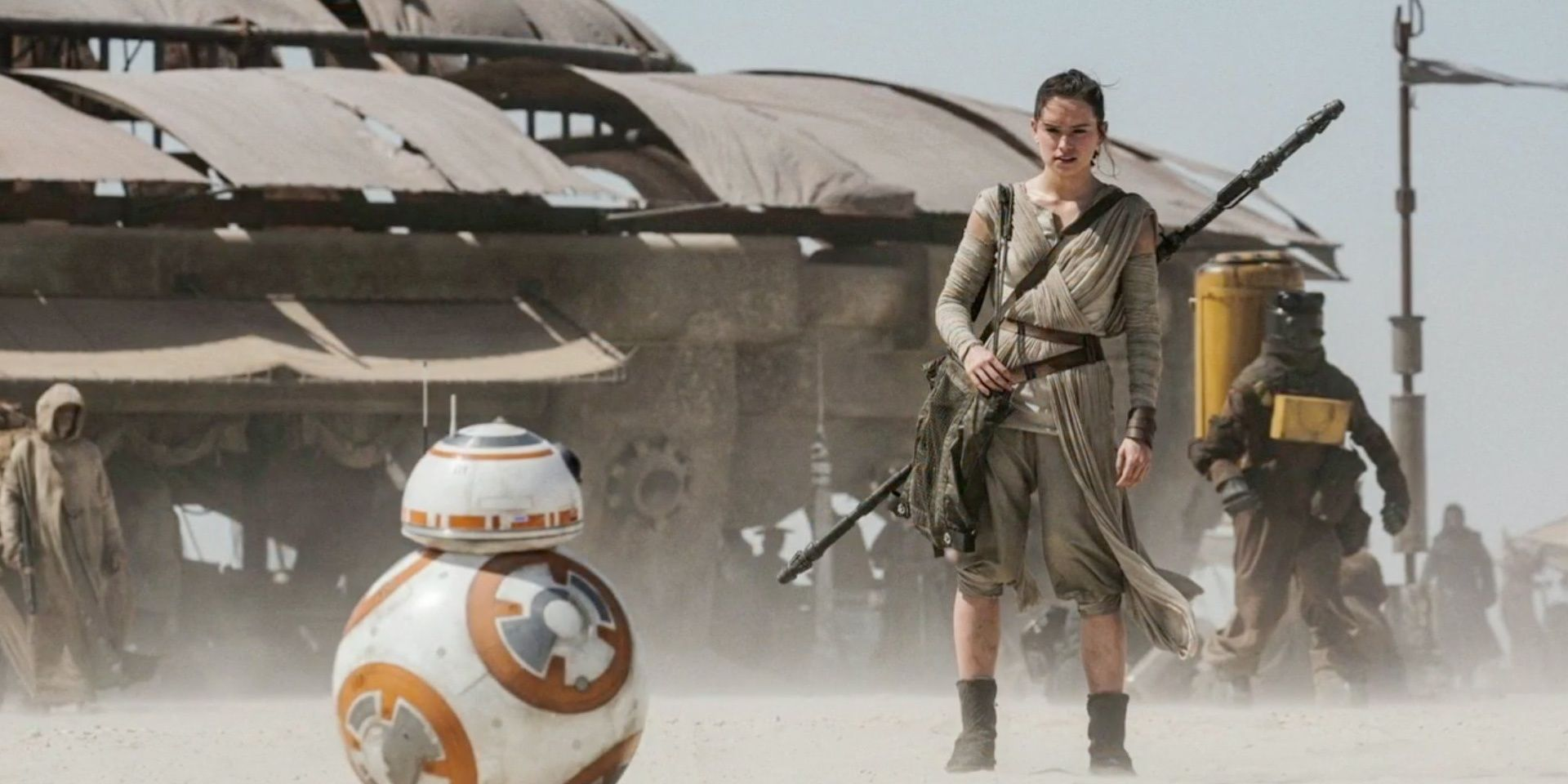 Star Wars: J.J. Abrams Warned Daisy Ridley About Joining The Franchise