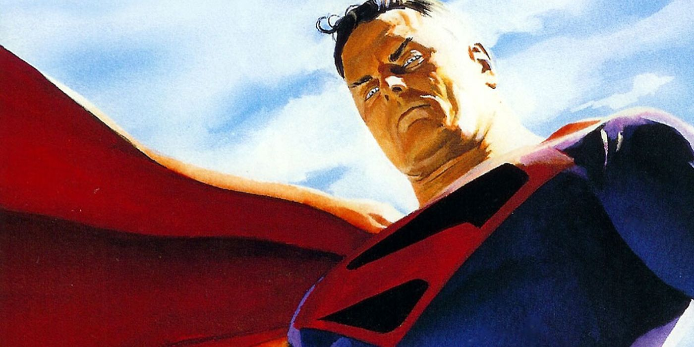 Kingdom Come Superman Has Returned... to Help the Justice League