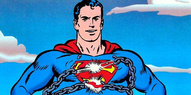 Silver Age Superman - Cinco mitos sobre los poderes de Superman y cinco que en realidad son ciertos