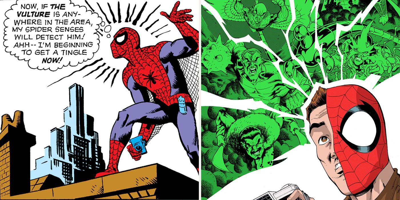 Spider-Man: 15 Things You Never Knew About His Spider-Sense | CBR