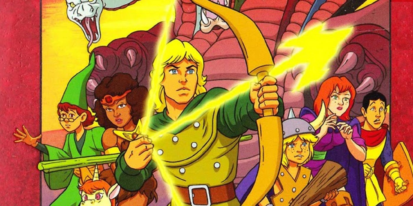 Dungeons Dragons Show Originally End With Everyone Dead Cbr