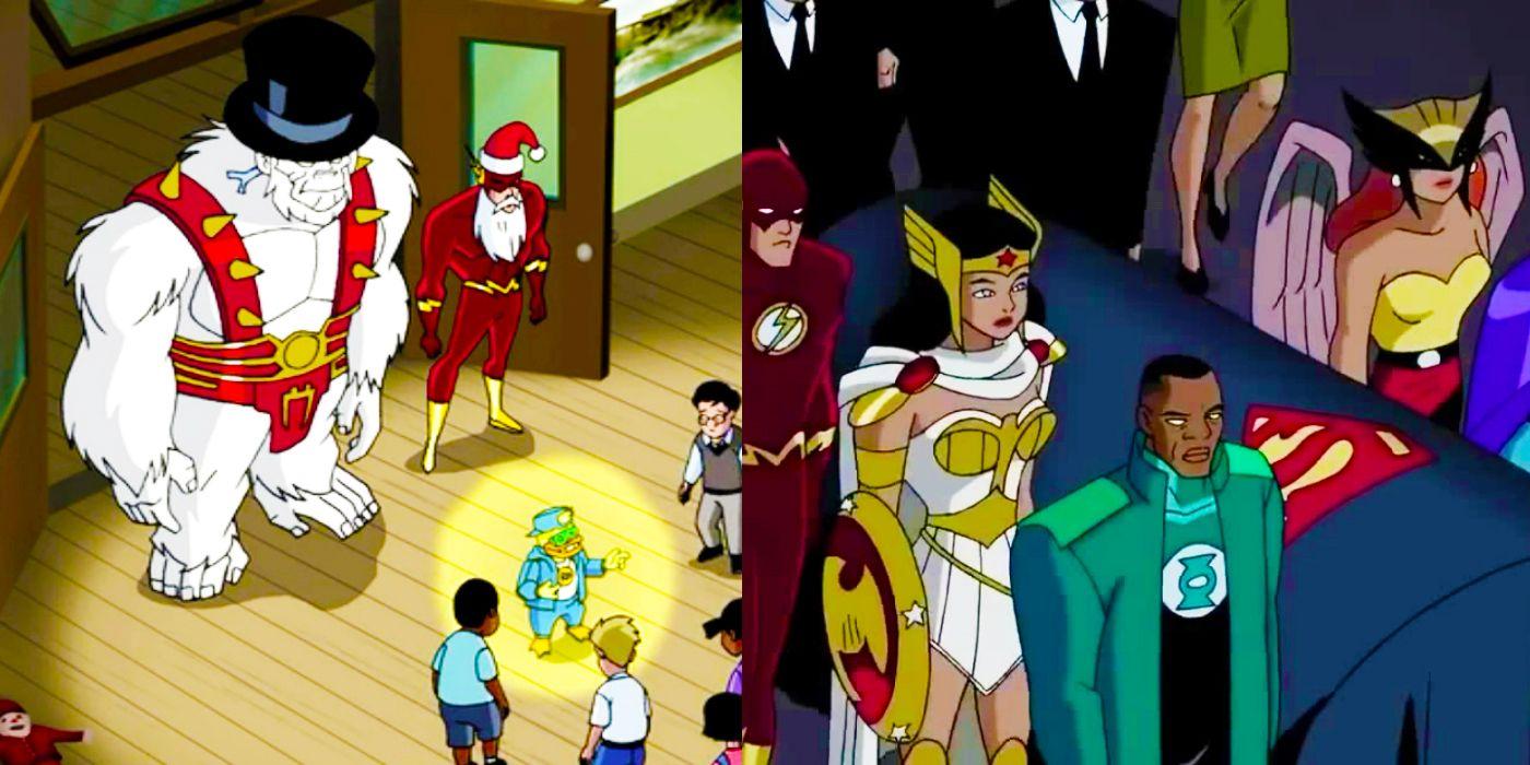 15 Heartbreaking Justice League Episodes   CBR