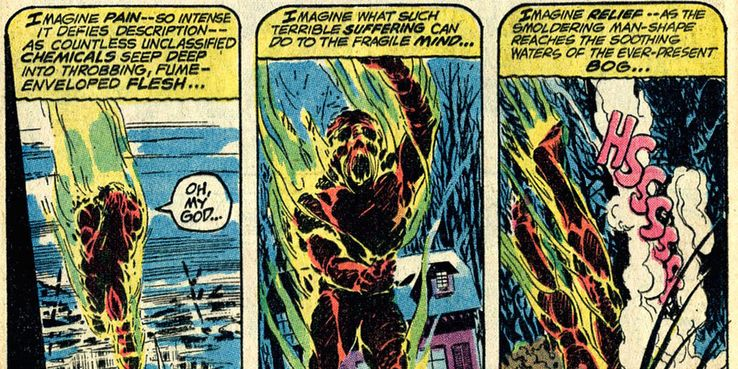 The 15 Most Gruesome Accidents That Lead To Super Powers | CBR