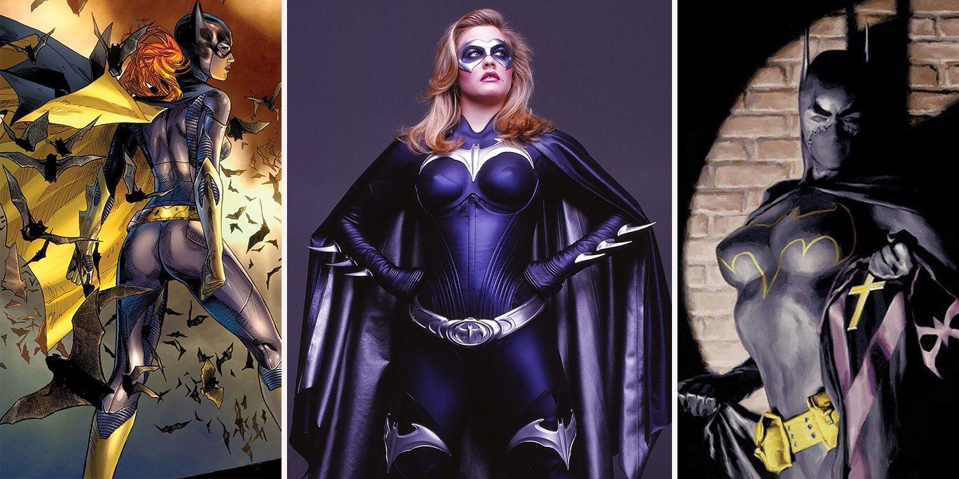 Ranking 20 Batgirl Costumes | CBR