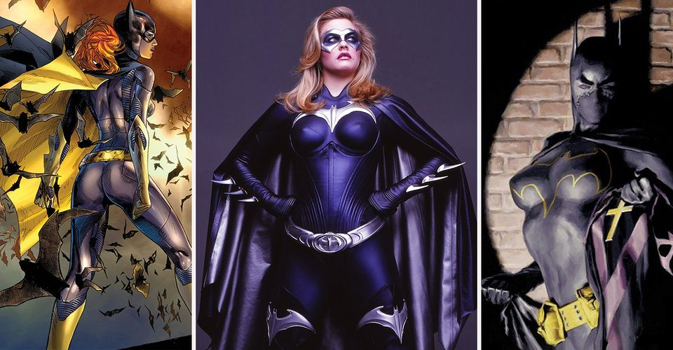 Ranking 20 Batgirl Costumes Cbr