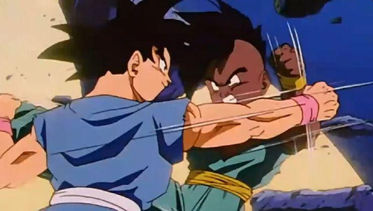 Goku không quan tâm đến gia đình