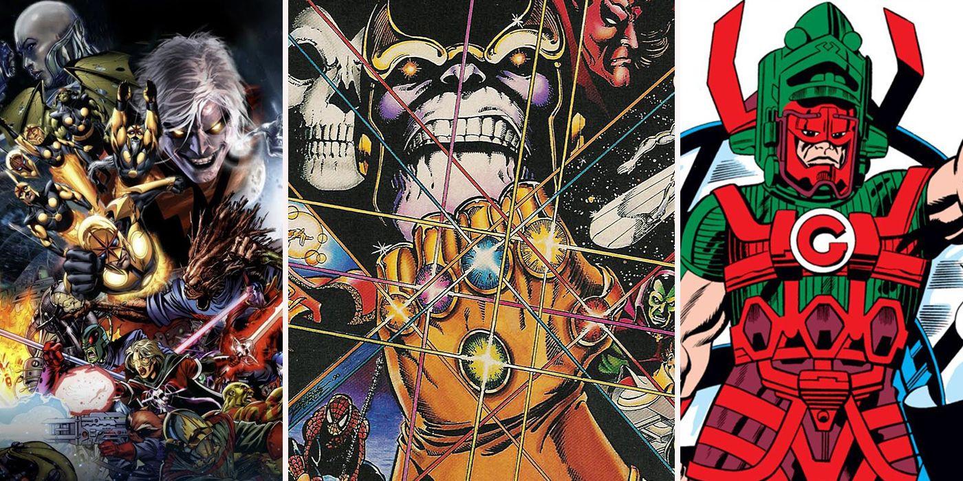Marvel Annihilation Pdf