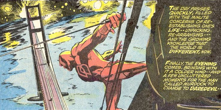 Things You Never Knew About Daredevil   CBR