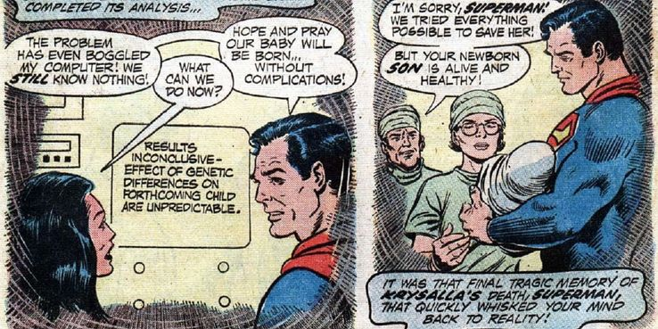 15 Women Superman Knocked Up | CBR