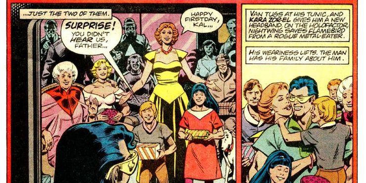 lyla lerrol superman annual 11 - Los 10 romances más extraños de Superman en los cómics