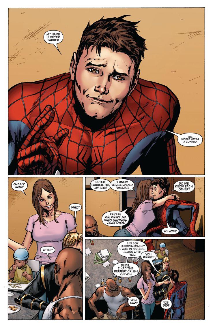 Jessica Jones and Spider-Man's Tangled History | CBR