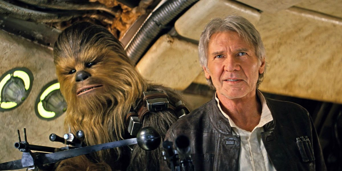 Harrison Ford Doesn't Want to Return to Star Wars | CBR