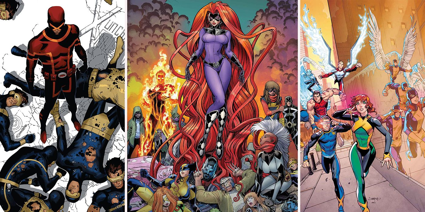 No More Mutants: The 15 Worst Things Marvel Has Done To The X-Men