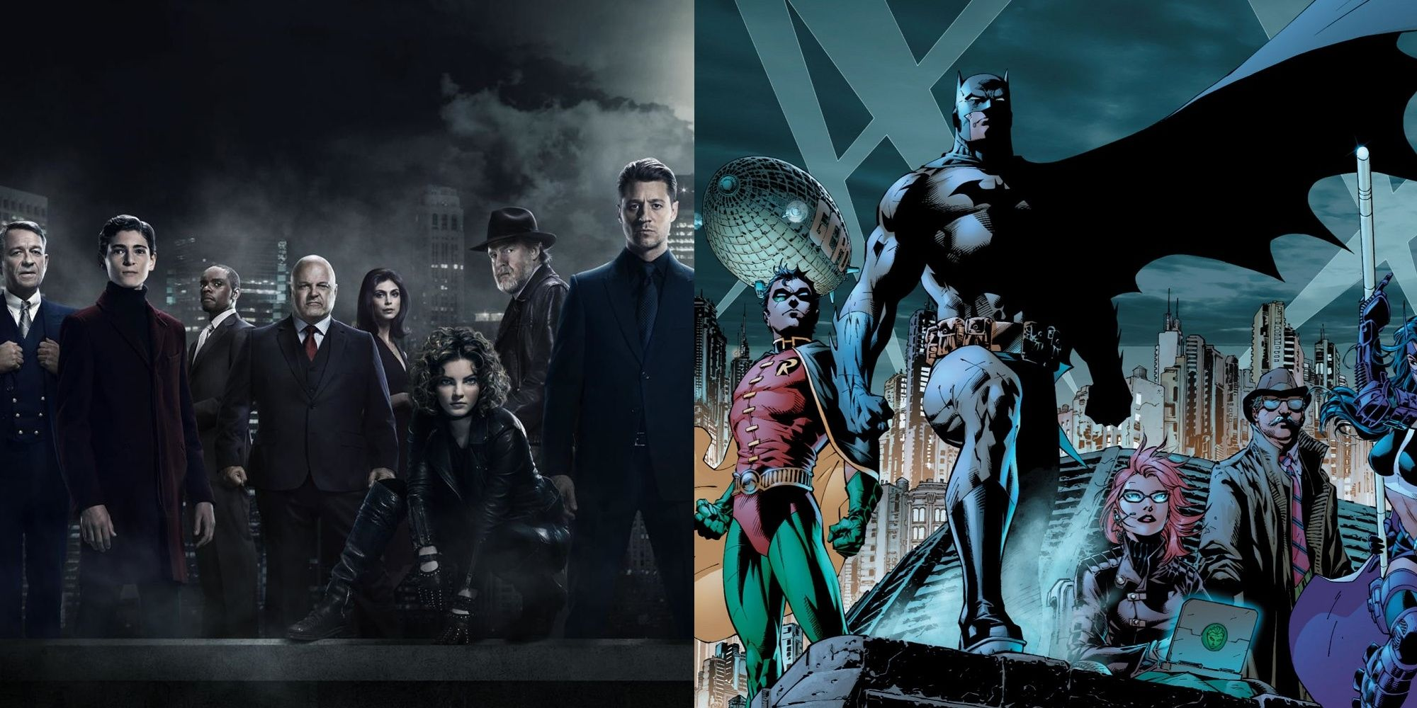 Gotham: 8 Characters Different From The Comics (And 8 That