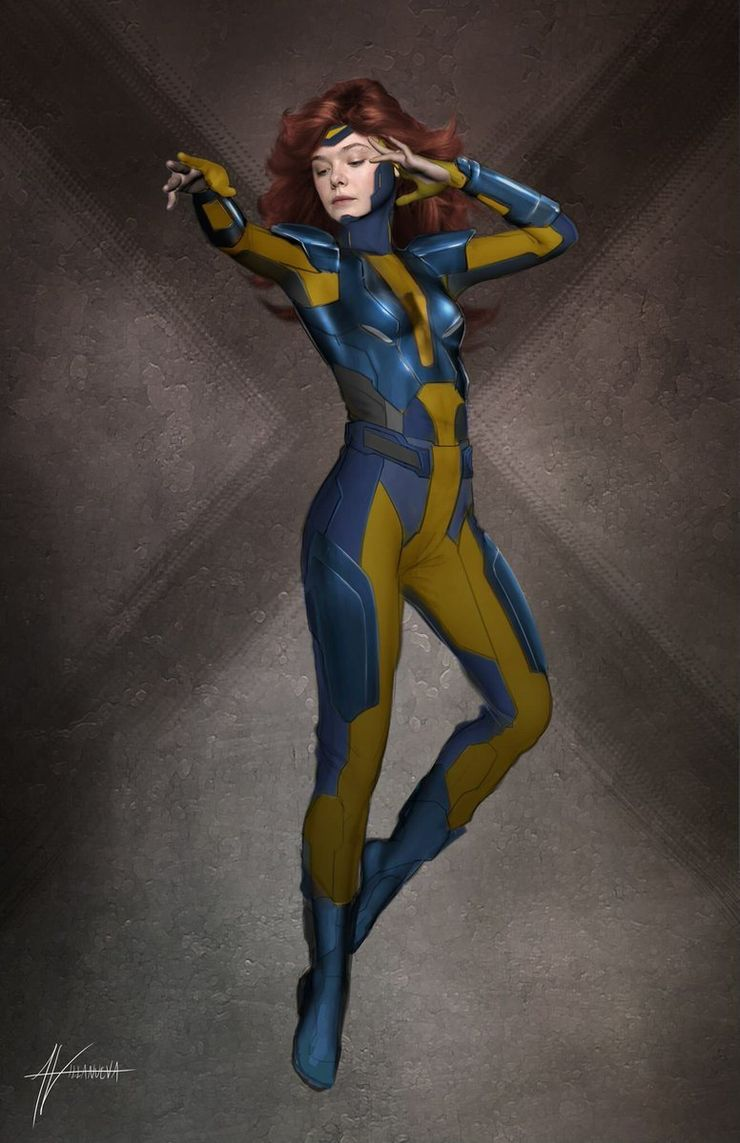 27 Concept Designs For Superhero Outfits That Should Have Been In The Movies